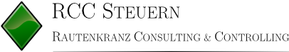 RCC Steuern - Rautenkranz Consulting & Controlling